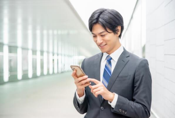 写真:スマートデバイスのご相談