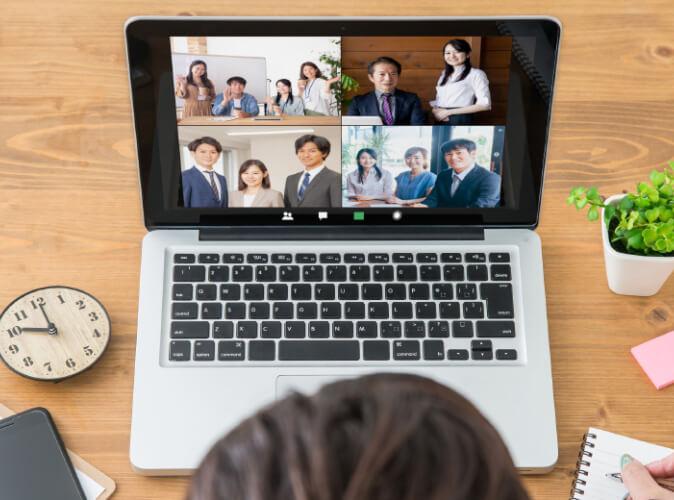 図解:社内外のオンライン会議環境を整えたい