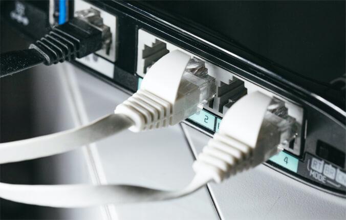 写真:オフィスの固定光回線やWi-fiを整備したい